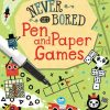 Pen and paper games