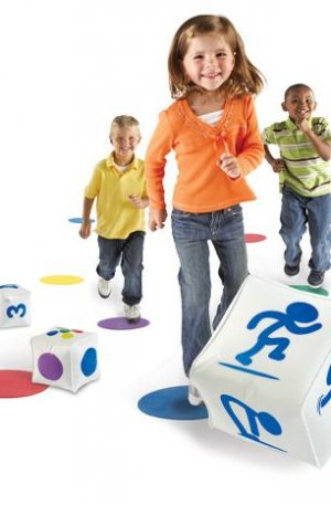 Ready, Set, Move™ Classroom Activity Set