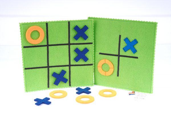 Joc X si 0 Tantino