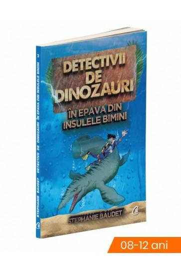 Detectivii de dinozauri in epava din Insulele Bimini. A doua carte