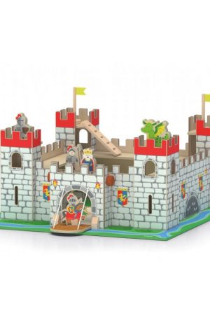 Castel din lemn, Viga