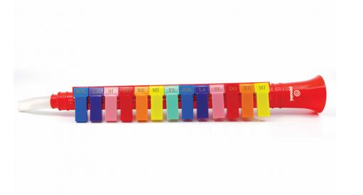 Clarinet colorat