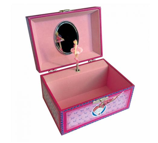 Cutiuta pentru bijuterii muzicala 'Ivone'