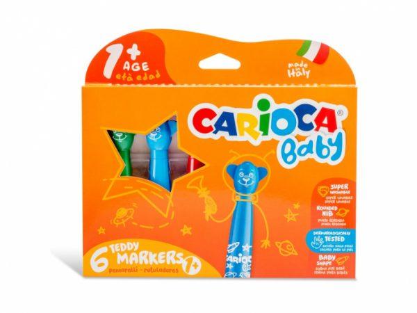 Carioca Baby 1+ 6 buc