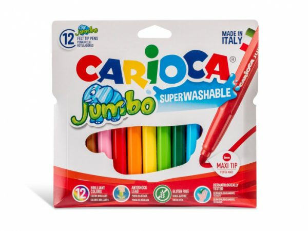 Carioca Jumbo Superwashable 12/set
