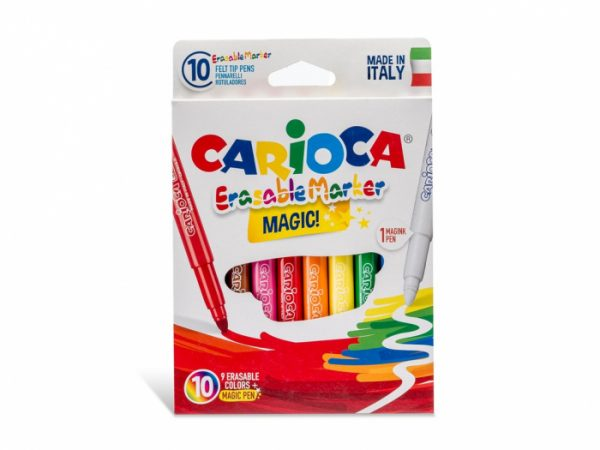 Carioca set Magic Erasable SET 10