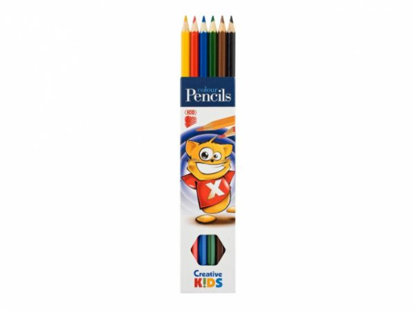 Creioane color Creative Kids 6/set