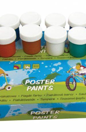 Acuarele Lambo Poster 20 mlx12 culori/set