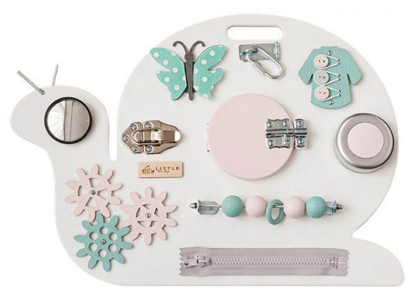 Busy board melc roz Little Handy