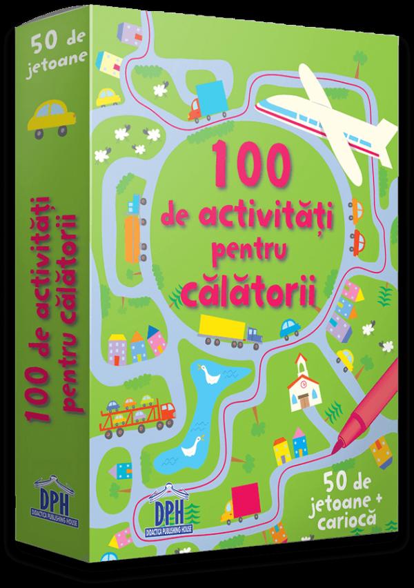 100 de activitati pentru calatorii