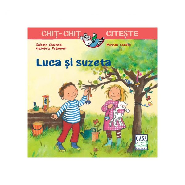 Luca și suzeta