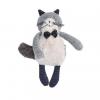 Jucarie plus bebe Fernand pisicuta gri mica, 0 ani+, Moulin Roty
