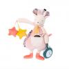 Jucarie plus bebe interactiva soricica, 0 ani+, Moulin Roty