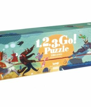 Puzzle 1,2,3 start! Londji