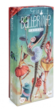 Puzzle balerine Londji