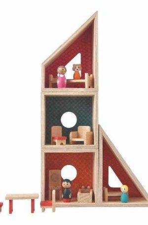 Casa de papusi modulara, Egmont