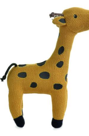 Jucarie senzoriala Egmont, girafa Zelie