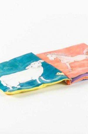 Carte din textil, Egmont