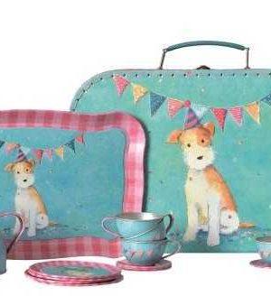 Eliot, Set ceai in valiza, Egmont
