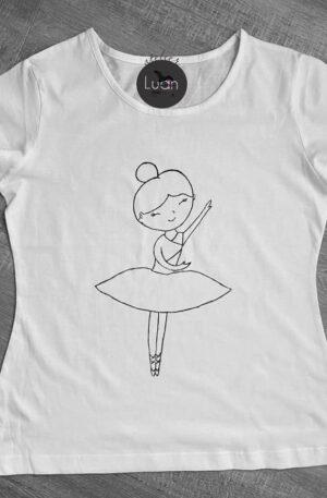 Magic T-Shirt – Balerina