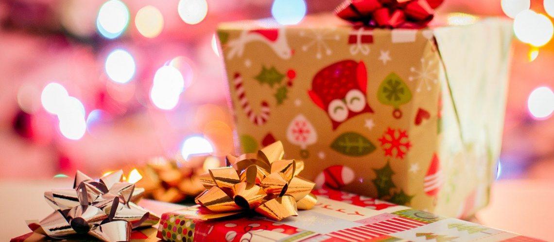 Bucuria cadourilor de Craciun